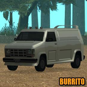 GTA: San Andreas - Burrito