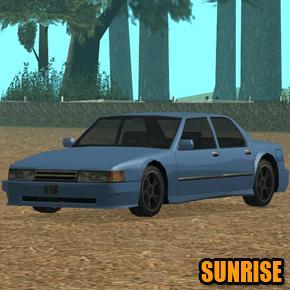 GTA: San Andreas - Sunrise